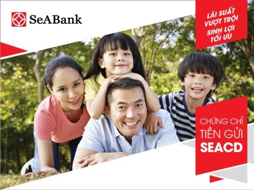 SeABank phát hành chứng chỉ tiền gửi ngắn hạn bằng VND với lãi suất hấp dẫn