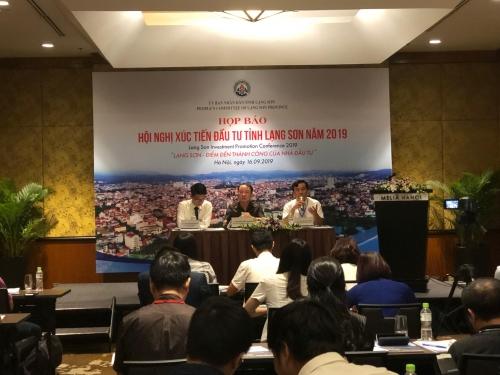 Lạng Sơn công bố danh mục dự án thu hút đầu tư giai đoạn 2019-2025
