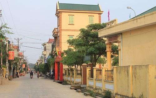 Thêm 2 huyện của Hà Nội đạt chuẩn nông thôn mới