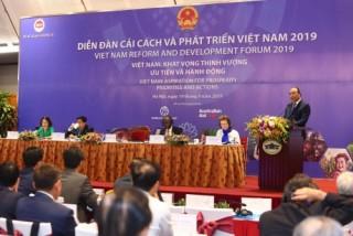 Không ngừng hành động vì một Việt Nam thịnh vượng