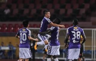 Đánh bại SLNA, Hà Nội FC vô địch V-League 2019 sớm 2 vòng đấu