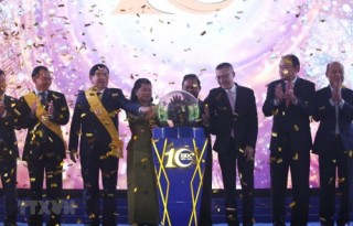 Phó Thủ tướng Campuchia Men Sam An đánh giá cao đóng góp của BIDV
