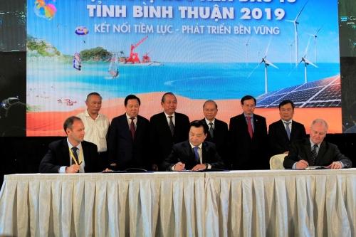Bình Thuận duyệt chủ trương đầu tư 10 dự án, với số vốn khoảng 23 nghìn tỷ đồng