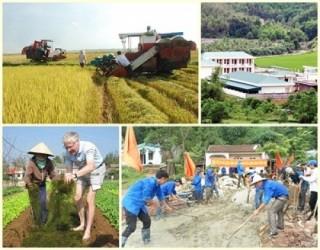 Chuẩn bị tổng kết 10 năm chương trình xây dựng nông thôn mới