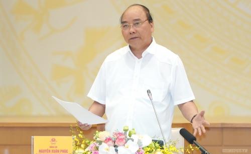 Thủ tướng: Xử lý nghiêm tổ chức, cá nhân cố tình cản trở, làm chậm tiến độ giải ngân
