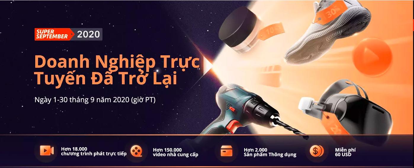 Alibaba.com triển khai chương trình hỗ trợ doanh nghiệp nhỏ và vừa Việt Nam