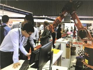 Triển lãm quốc tế về Công nghiệp hỗ trợ và Chế biến chế tạo Việt Nam 2020