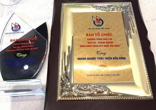 Tập đoàn Bảo Việt được ghi nhận doanh nghiệp có thành tích hỗ trợ công tác đẩy lùi đại dịch Covid-19