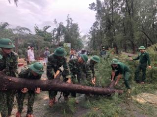 Công điện về khẩn trương khắc phục hậu quả bão số 5 và ứng phó mưa lũ