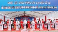 Ninh Bình, Nam Định khởi công các dự án lớn