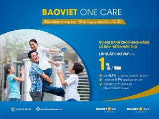 BAOVIET Bank tặng ưu đãi cho khách hàng