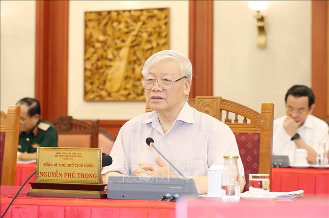 bo chinh tri lam viec voi ban thuong vu dang uy cong an trung uong