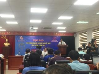 Giải Bóng bàn Cúp Hội Nhà báo Việt Nam lần thứ XIV