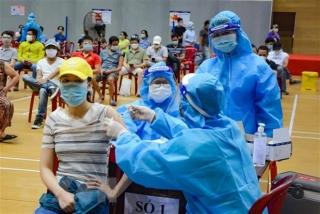 Ngày 8/9, ghi nhận 12.680 ca mắc mới, riêng TP Hồ Chí Minh 7.308 ca