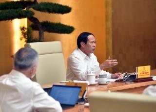 Phó Thủ tướng: Không thêm thủ tục, giấy phép gây cản trở lưu thông hàng hóa