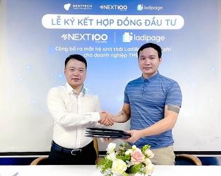 NextTech đầu tư vào LadiPage - Startup có nhóm giải pháp công nghệ đa dạng cho thương mại điện tử