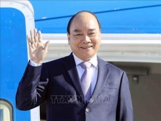 Chủ tịch nước tới Mỹ, bắt đầu tham dự chương trình Đại hội đồng Liên hợp quốc
