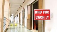 Sáng 22/9, Hà Nội ghi nhận 1 ca mắc COVID-19 trong khu cách ly