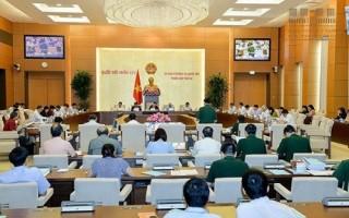 Ủy ban Thường vụ Quốc hội sẽ cho ý kiến giữa kỳ thực hiện kế hoạch kinh tế 5 năm