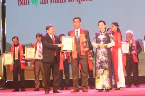 Lễ tôn vinh và trao tặng Danh hiệu Nông dân Việt Nam xuất sắc 2018