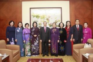 Lễ trao Giải thưởng Phụ nữ Việt Nam 2018