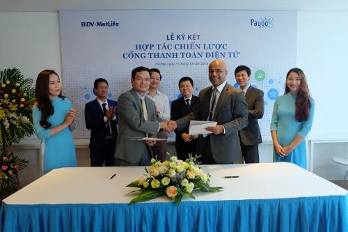 Khách hàng của BIDV MetLife có thể thanh toán tại hơn 7.000 địa điểm
