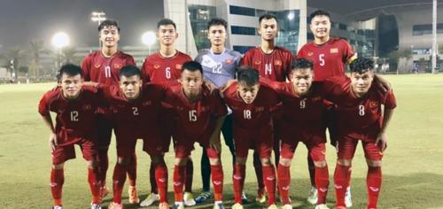 Chốt danh sách 23 cầu thủ tham dự Vòng chung kết U19 châu Á