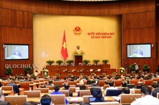 Hôm nay Quốc hội hoàn tất việc lấy phiếu tín nhiệm với 48 chức danh