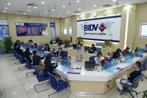 BIDV tăng tỷ trọng cho vay phân khúc bán lẻ và SME