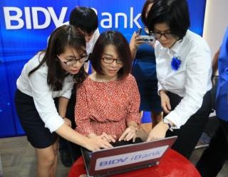 BIDV ra mắt dịch vụ iBank dành cho khách hàng doanh nghiệp