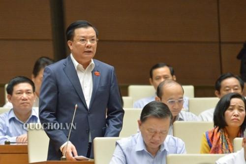 Bộ trưởng Đinh Tiến Dũng: Tăng cường cưỡng chế thu hồi nợ đọng thuế