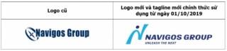 Navigos Group thay đổi bộ nhận diện thương hiệu
