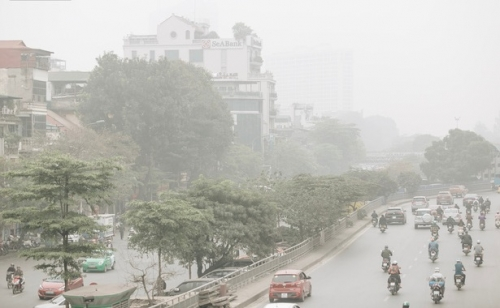 Phó Chủ tịch TP. Hà Nội: Bụi mịn ảnh hưởng rất lớn tới chất lượng không khí
