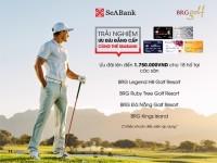 Ưu đãi chơi golf dành cho chủ thẻ SeABank