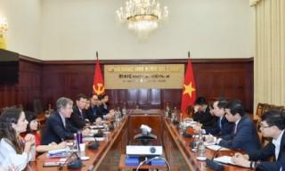 Tăng cường mở rộng quan hệ giữa các doanh nghiệp EU với Việt Nam