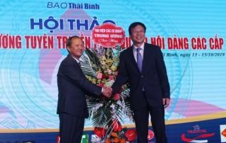 Hội thảo báo Đảng các tỉnh, thành phố phía Bắc mở rộng