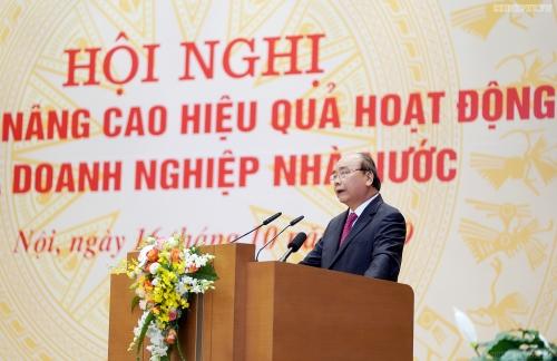 Thủ tướng: Doanh nghiệp Nhà nước phải đi đầu trong nghiên cứu phát triển, đổi mới công nghệ