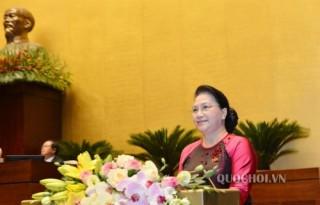 Chủ tịch Quốc hội: Tiếp tục củng cố niềm tin của Nhân dân vào sự lãnh đạo của Đảng, Nhà nước