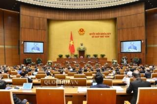 Hôm nay, Quốc hội thảo luận ở tổ về tình hình kinh tế - xã hội