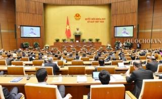 Hôm nay, Quốc hội thảo luận ở hội trường về dự án Bộ luật Lao động (sửa đổi)