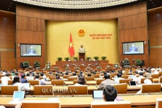 Hôm nay, Quốc hội thảo luận về dự thảo Luật Kiểm toán nhà nước