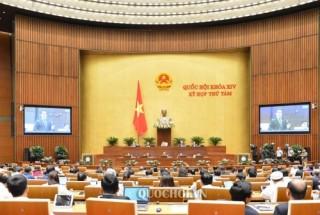 Ngày thứ hai Quốc hội thảo luận ở hội trường về kinh tế - xã hội