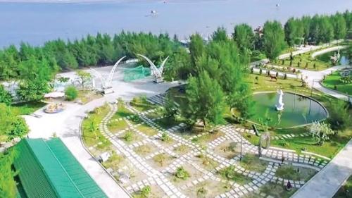 Khu kinh tế Thái Bình tập trung vào du lịch văn hóa lịch sử và nghỉ dưỡng biển