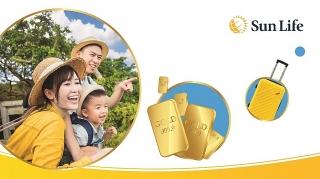 """Sun Life Việt Nam dành hàng nghìn quà tặng qua chương trình """"Sống sung túc, Đúc lộc vàng"""""""