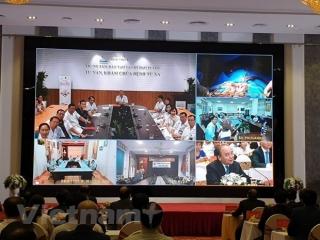 Hội nghị trực tuyến toàn quốc về phòng, chống dịch trong tình hình mới