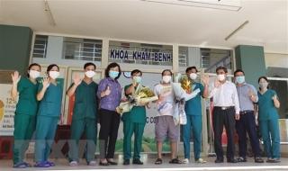 Không có ca mắc mới COVID-19, Việt Nam đã có 1.023 ca khỏi bệnh