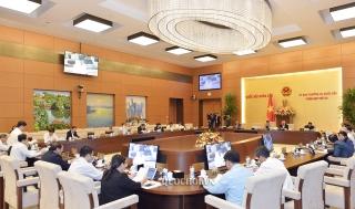 Cho ý kiến về nhân sự Bộ trưởng và Thống đốc NHNN