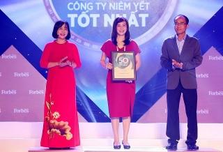 Tập đoàn Bảo Việt: 8 năm liên tiếp trong Top 50 công ty niêm yết tốt nhất