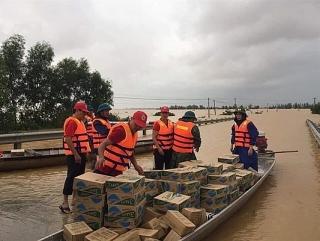 Thủ tướng quyết định xuất cấp 4.000 tấn gạo hỗ trợ nhân dân 4 tỉnh miền Trung