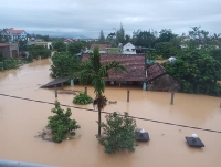 Quỹ Thiện Tâm hỗ trợ miền Trung vượt qua lũ lụt